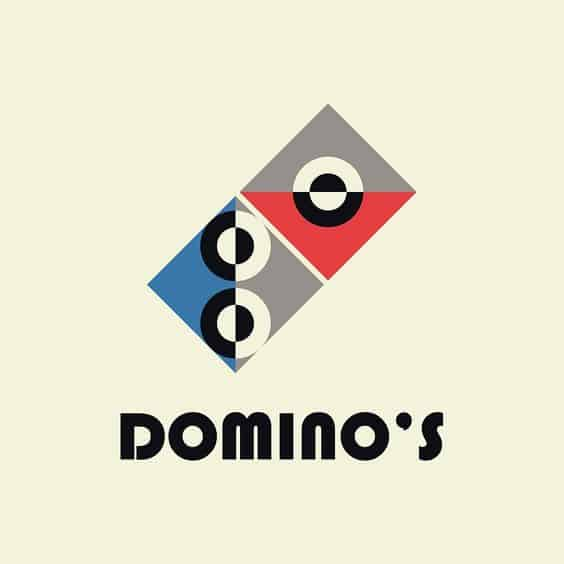 bauhaus dominos pizzas