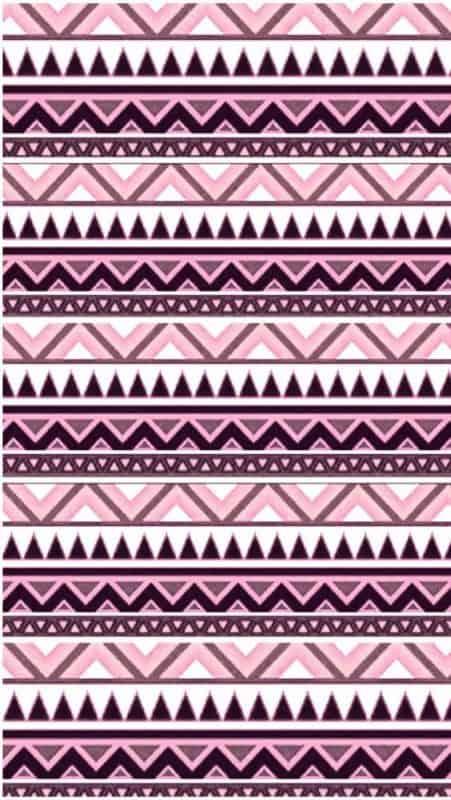 Grecas mayas vector con triángulos
