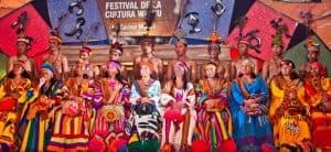 festival wayuu mujeres trajes tradicionales