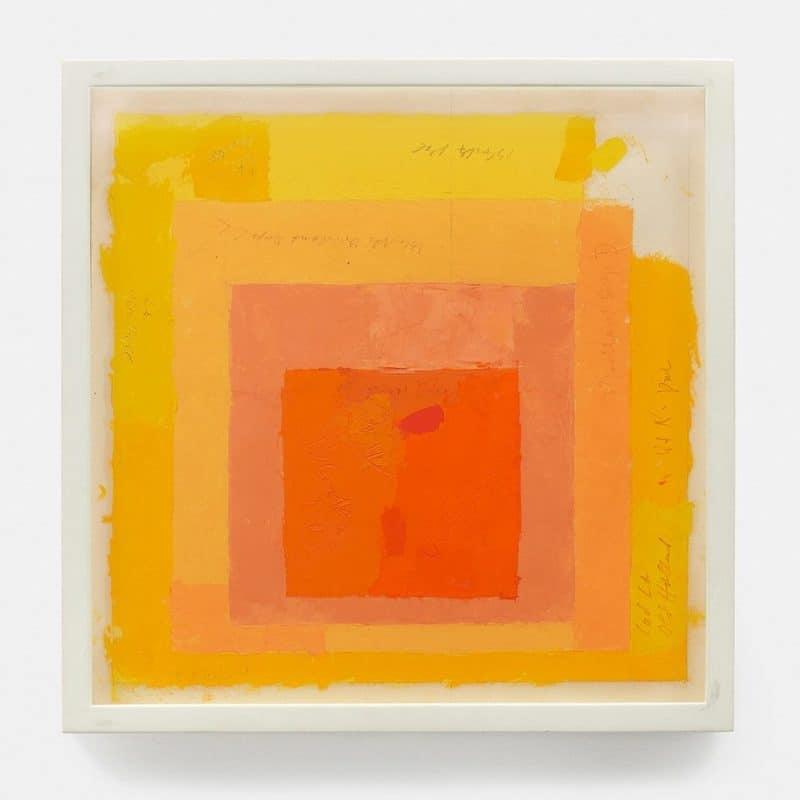 Josef Albers cuadrados
