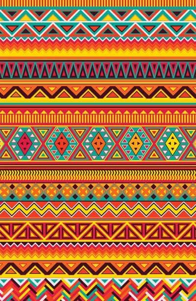 grecas mayas tatuaje Triángulos y rombos