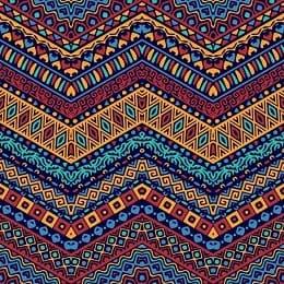 grecas con motivos aztecas