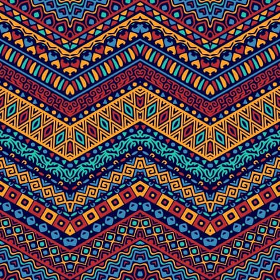 tipos de grecas aztecas