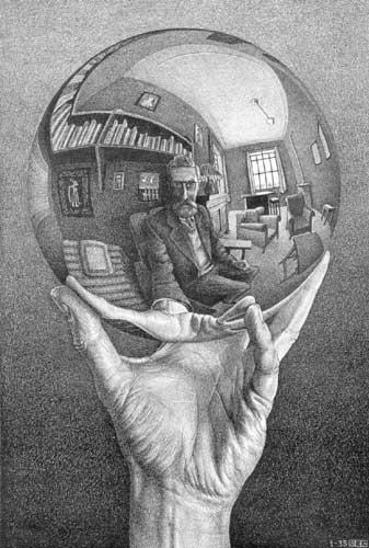 Escher esfera