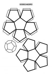 cuerpos geometricas para armar