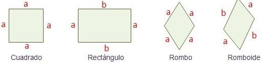 nombres de figuras geometricas