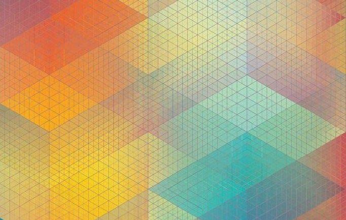 usa y combina formas geométricas para formar otras