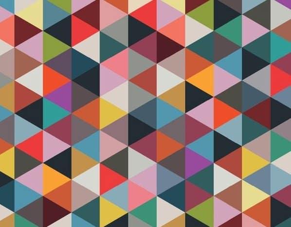 patrones geometricos simples
