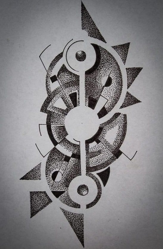 tatuaje en 3d