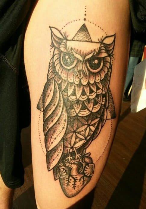 tatuajes lineales